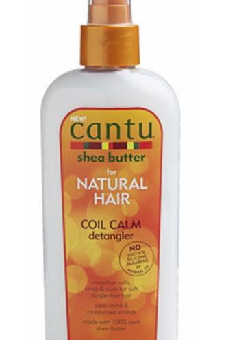 Cantu Shea Butter For Natural Hair Coil Calm Detangler 8 oz