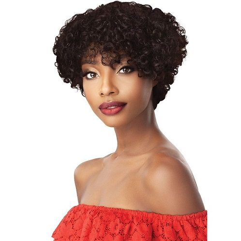 OUTRE UNPROCESSED HUMAN HAIR FAB & FLY FULL CAP WIG - ALMA