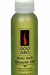 Doo Gro Anti Itch Growth Oil 4.5 oz