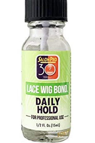 Salon Pro 30 Sec Lace Wig Bond Daily Hold .5 OZ