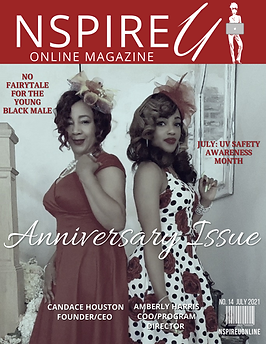 NSpire U Online Magazine July 2021