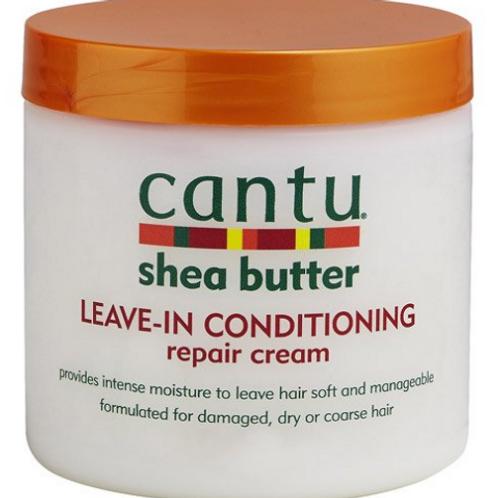 Cantu Shea Butter Leave-In Conditioning Repair Cream, 16 fl oz