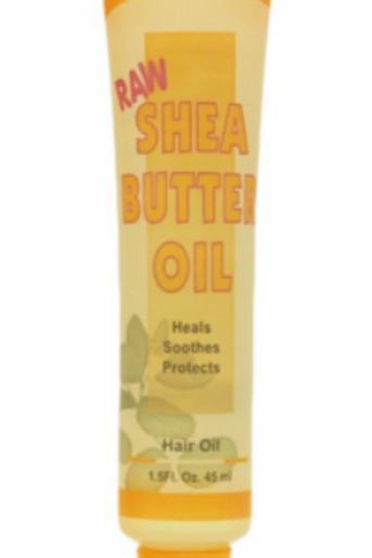 Sunflower Mega Care Raw Shea Butter Hair Oil 1.5 oz