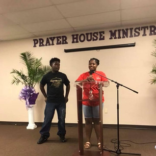PrayerHouse Ministries
