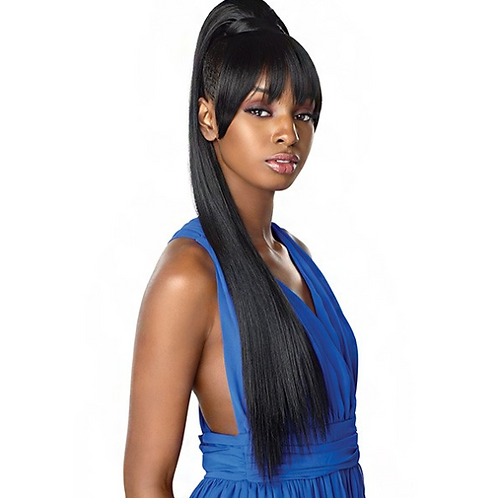 """SENSATIONNEL SYNTHETIC INSTANT PONY AND BANG - CAMI 30"""" 2PCS"""