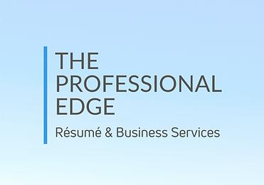 The Professional Edge Logo