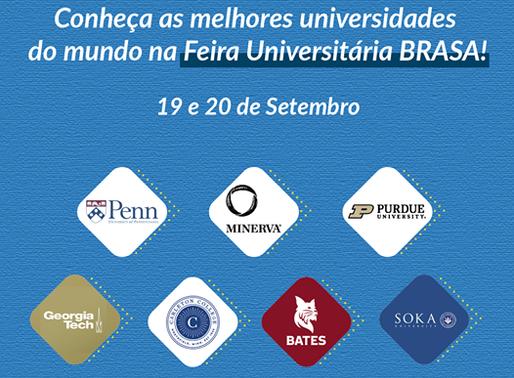 FEIRA VIRTUAL DE UNIVERSIDADES da BRASA