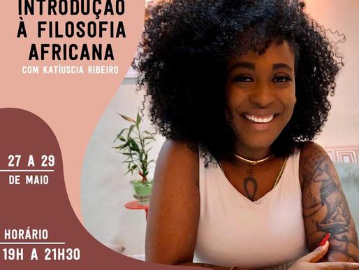 CURSO de FILOSOFIA AFRICANA lançamento no MERCADO BLACK MONEY