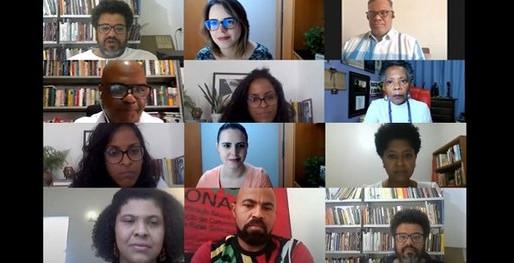 Representantes da população negra participam de debate para ampliar participação no sistema eleitora