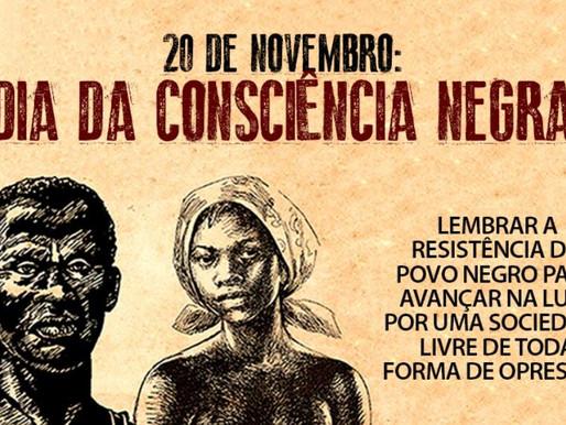 Para que serve o dia/mês da consciência negra?