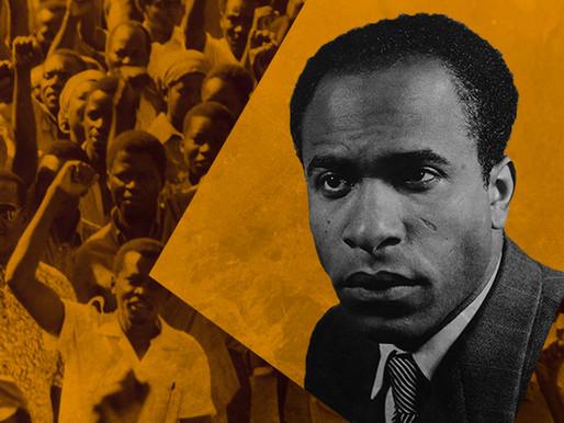 """Curso """"Por uma Revolução Africana: Frantz Fanon"""""""