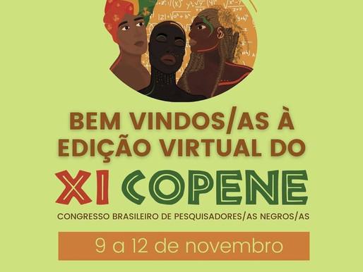 XI Congresso Brasileiro de Pesquisadores/as Negros/as