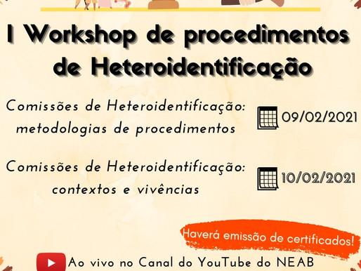 Workshop de Procedimentos em Heteroidentificação