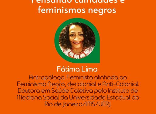Hoje tem mais uma aula do curso - Afrocuiridades: pensando gênero e sexualidade nas Améfricas às 15h