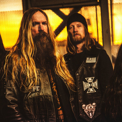 "BLACK LABEL SOCIETY New Music Video ""Heart of Darkness"""