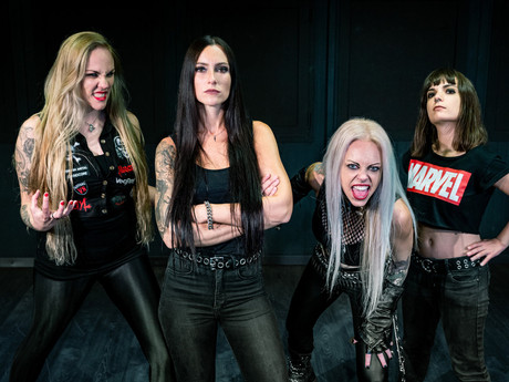 NERVOSA Releases New Single 'Perpetual Chaos'