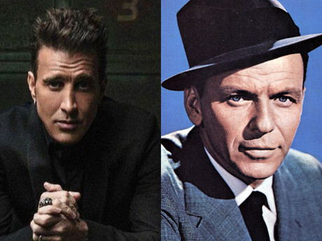 SCOTT STAPP To Play FRANK SINATRA On New RONALD REAGAN Biopic