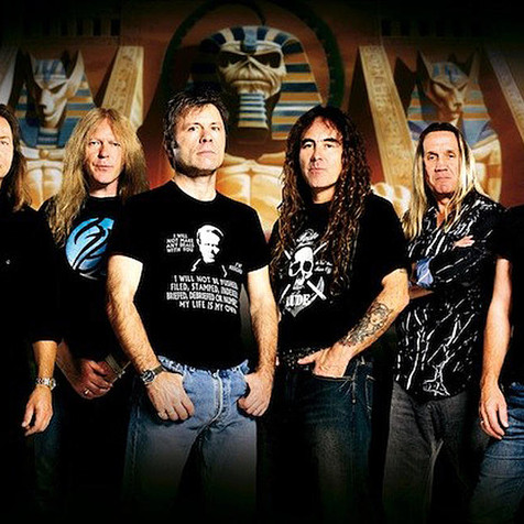 Iron Maiden is rumored to have completed a new album