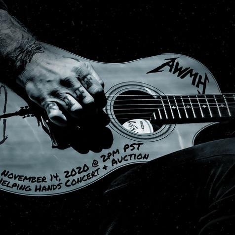 METALLICA Announces 'Live & Acoustic From HQ' Streaming Charity Event