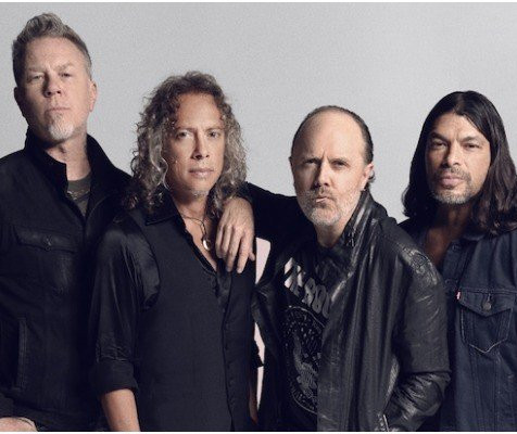 METALLICA Members Are Sending Each Other New Music