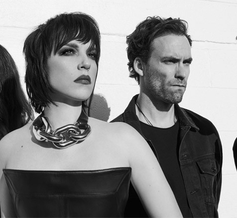Halestorm finishes recording new EP 'It's something we've never really done before'