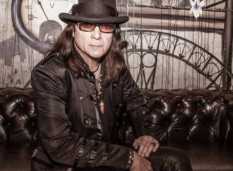 QUIET RIOT's Chuck Wright releases reimagined single 'THE WEIGHT OF SILENCE'