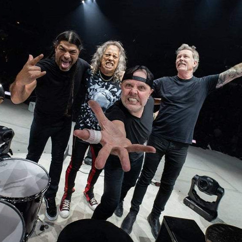 METALLICA To Play 'Intimate' Concert In Florida
