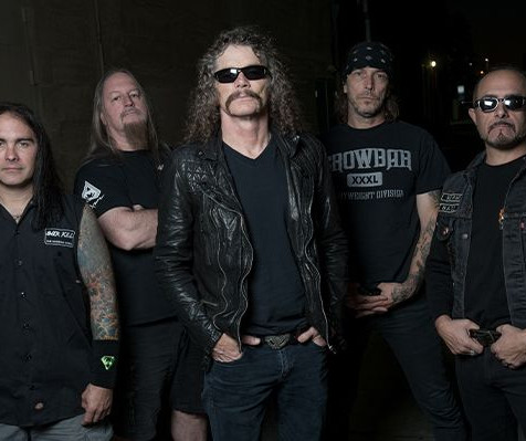 Overkill announces 'Wings Over USA' 2020 tour