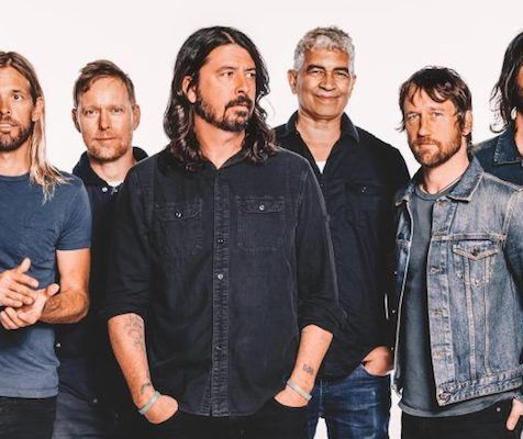 Listen to FOO FIGHTERS' New Single 'No Son Of Mine'