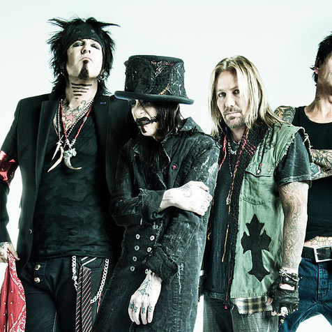 Motley Crue was one of Google's top trending search terms of 2019 in 'musicians and bands' category