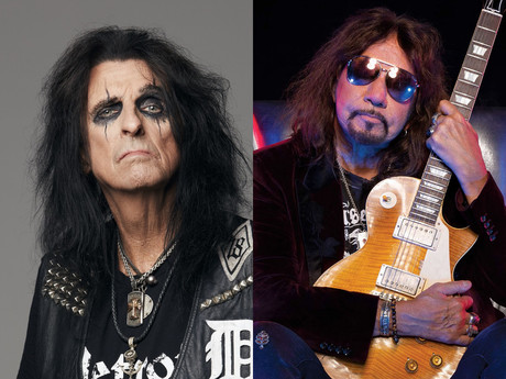 ALICE COOPER ANNOUNCES A 2021 FALL TOUR WITH ACE FREHLEY