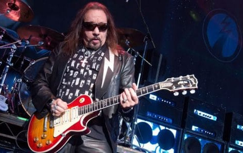 ACE FREHLEY To Perform 'Socially Distanced' Concerts in August