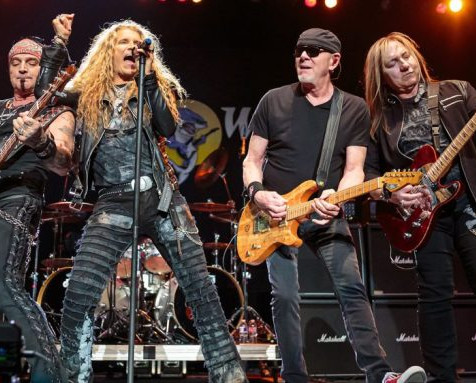 GREAT WHITE Apologizes For North Dakota Concert