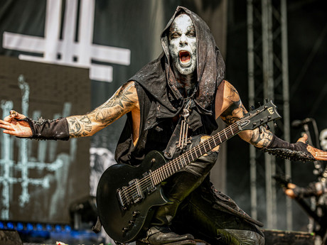 NERGAL Faces New Blasphemy Charges