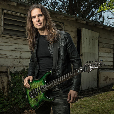 Kiko Loureiro unveils title of new solo album