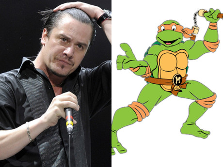 Listen To Mike Patton's Cover Of 'TEENAGE MUTANT NINJA TURTLES' Theme Song