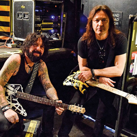 Michael Sweet & Tracii Guns' SUNBOMB New Music Video: 'Better End'