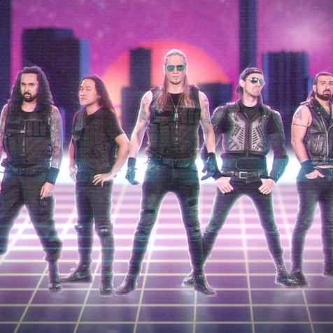 Dragonforce announces 2020 tour with Unleash the Archers and Visions of Atlantis