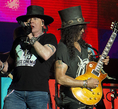 Guns 'N' Roses announce 2020 European tour