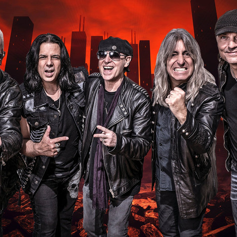 SCORPIONS Announce Rescheduled Dates For Las Vegas Residency