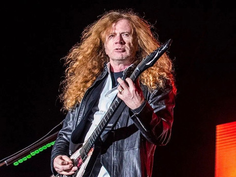 Dave Mustaine Reveals Tentative Title Of New Album