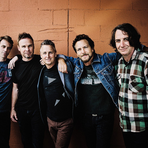 Listen to PEARL JAM's New Song 'Get It Back'