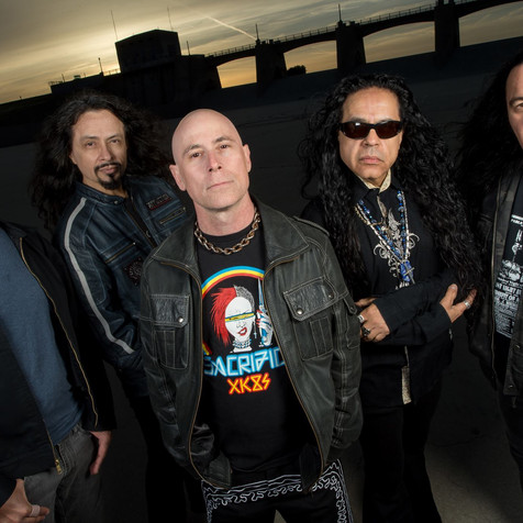 ARMORED SAINT Release New Music Video For 'Missile To Gun'