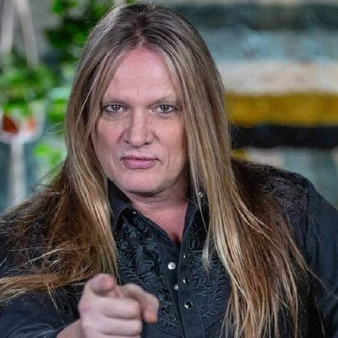 Sebastian Bach Walks Out Of An Interview
