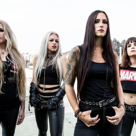 NERVOSA Releases Part 1 of Documentary