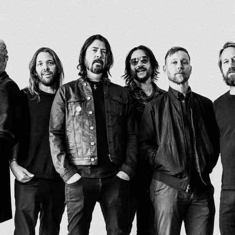 Watch Foo Fighters Celebrate 25th Anniversary
