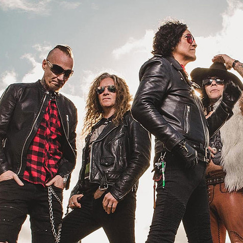 Original BULLETBOYS reunite for a performance