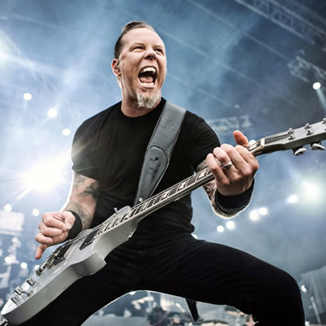 James Hetfield: 'New METALLICA Music Coming Tomorrow'