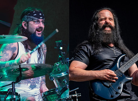 Petrucci says 'People Are Really Happy' About His Reunion With Portnoy