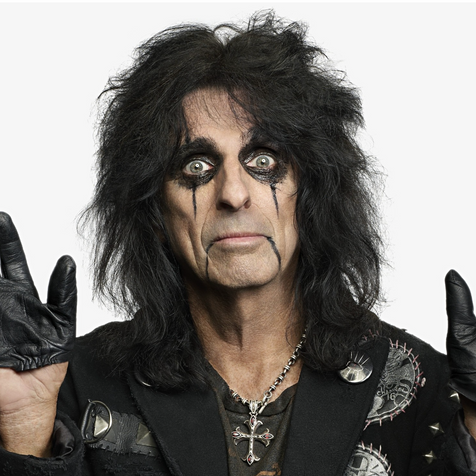 ALICE COOPER Releases new 'Campaign Video